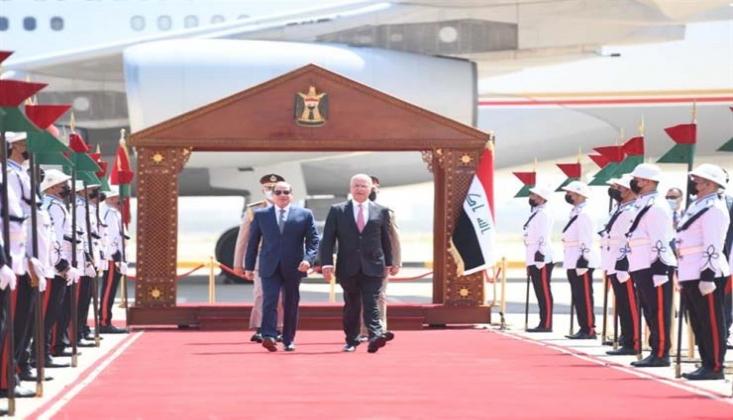 Bağdat'ta 'Yeni Şam Projesi' Zirvesi