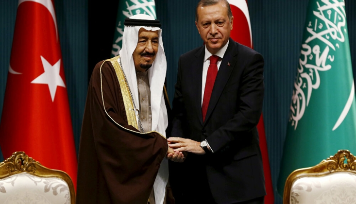 Türkiye ve Suudi Arabistan'ın İlişkileri Koparma Niyeti Yok