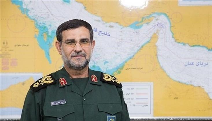 Fars Körfezi'nde Düşmanın Tüm Faaliyetlerini İzliyoruz