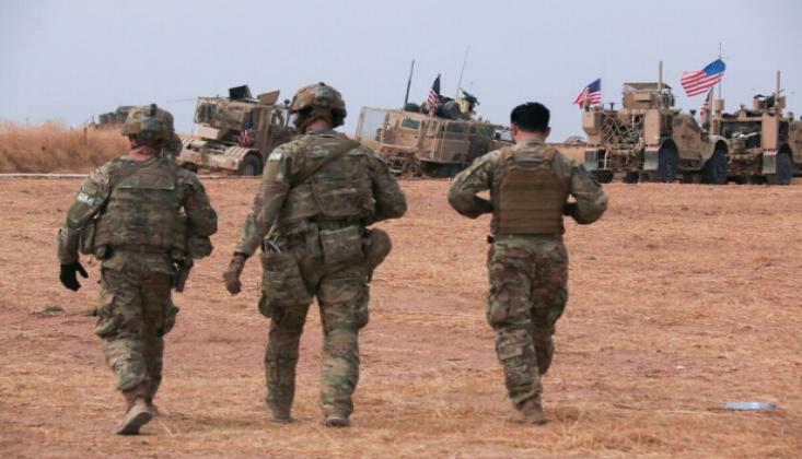 ABD Irak'tan Çekileceği İddiasını Yalanladı
