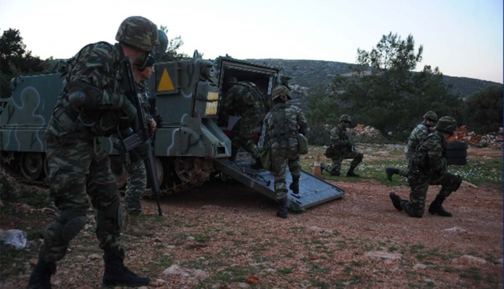 Yunan Adaları Alman ve ABD Silahlarıyla Donatıldı