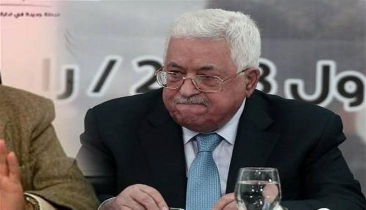 Mahmud Abbas Filistin Seçimlerini Erteledi