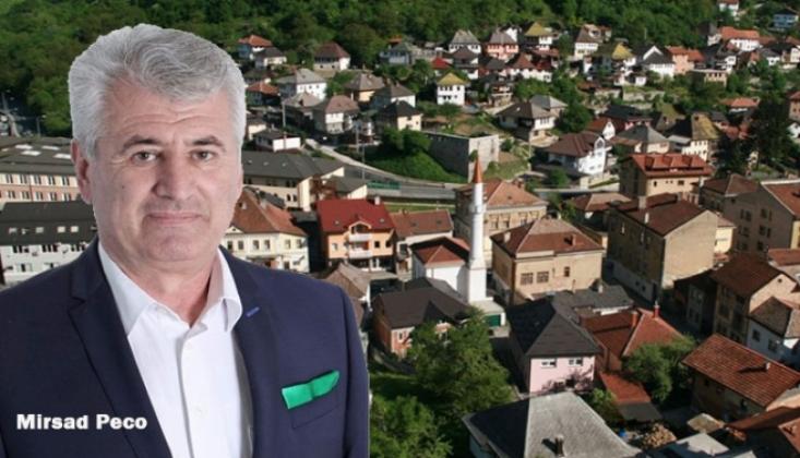 Bosna Hersek'te Koronavirüsten Ölen Aday Seçimi Kazandı