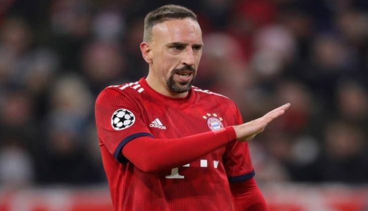 Franck Ribery'den Sürpriz Transfer Kararı!