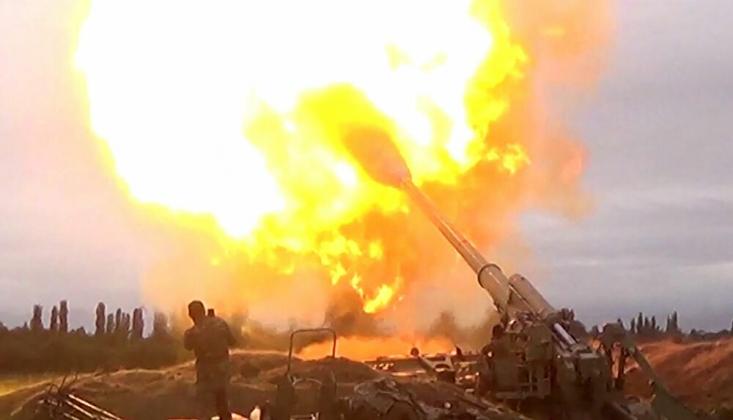 Azerbaycan: Ermenistan Güçlerine Karşı Operasyonlar Sürüyor