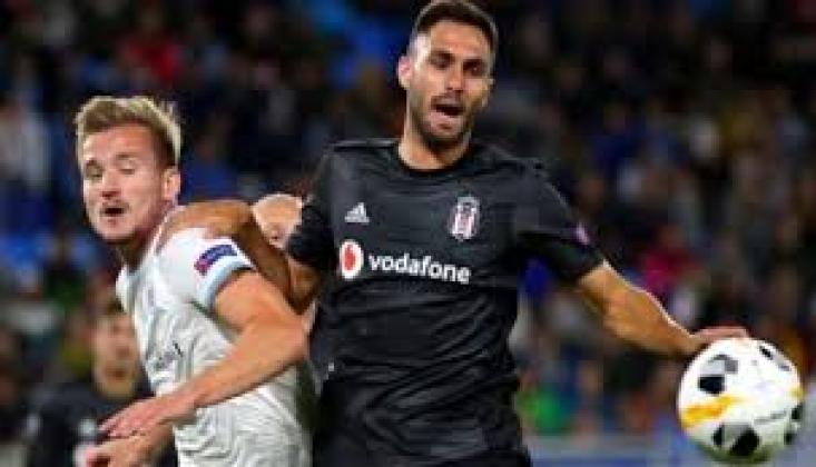 Beşiktaş'ın İspanyol Savunmacısı Victor Ruiz'den Kötü Haber