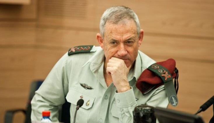 Gantz, Hizbullah'ın Askeri Gücünü NATO Ülkeleriyle Kıyasladı