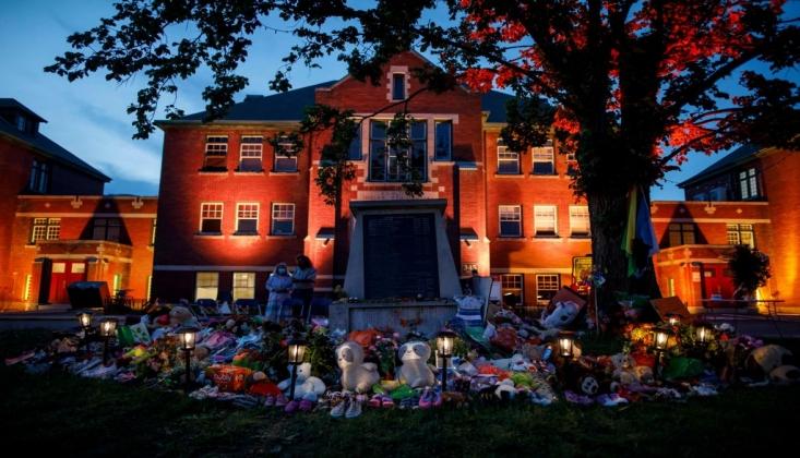 Kanada'da Soykırımın İzleri; Toplu Çocuk Mezarları