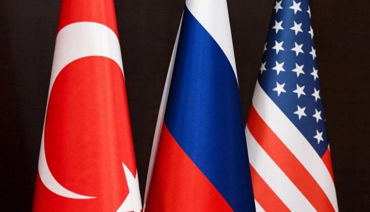 ABD, Türkiye'yi Rusya ve Suriye ile Kafa Kafaya Çarpıştırmak İstiyor