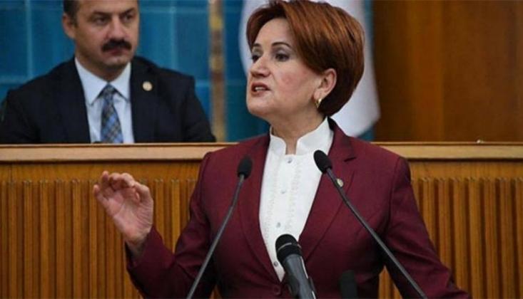 Akşener: Erdoğan Muhalefete Hazırlanıyor