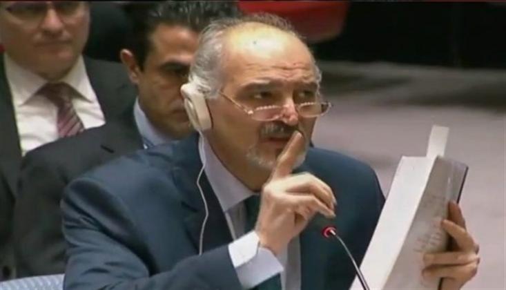 Katar, Arabistan ve Türkiye ABD'nin Emriyle Suriye Hükümetini Yıkmaya Çalıştı