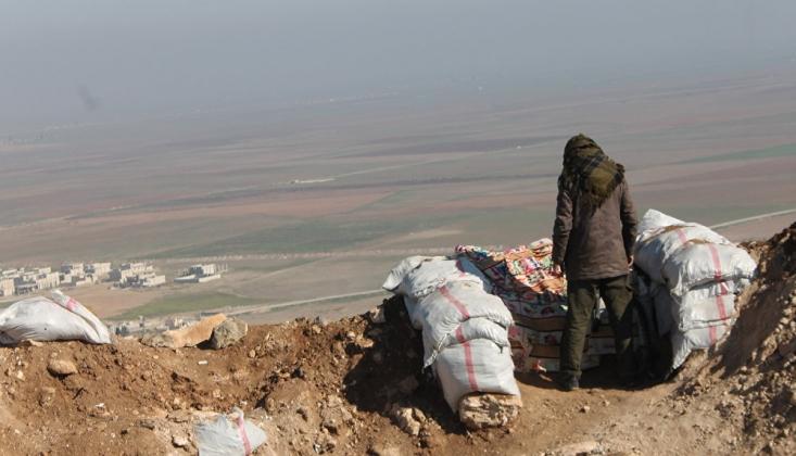ABD, Suriye'de Türkiye Sınırı Yakınlarında Askeri Hava Üssü Kuruyor