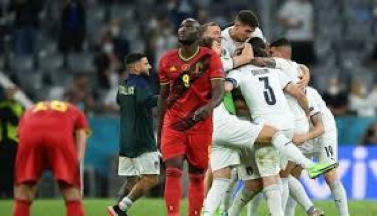 EURO 2020'de İkinci Yarı Finalist İtalya