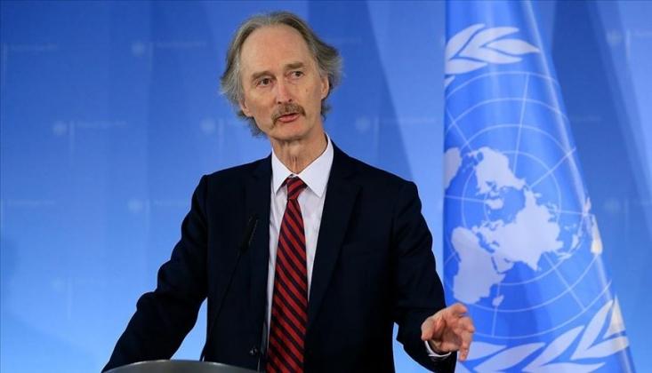 BM Temsilcisinden Suriye Çağrısı