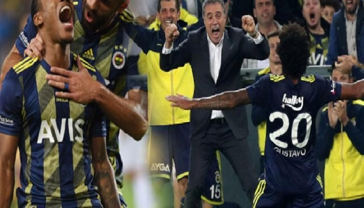 Fenerbahçe, Konyaspor'a Gol Oldu Yağdı!