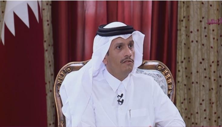 Katar: İran ve ABD ile Temas Halindeyiz