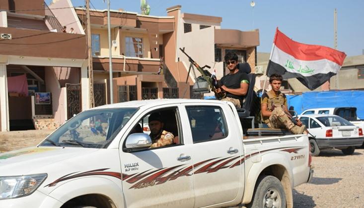 Haşdi Şabi IŞİD'in Saldırısını Püskürttü