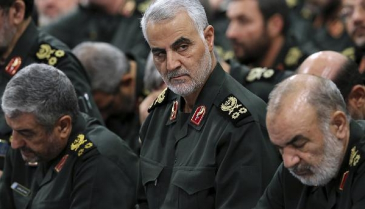 'ABD İranlı Bir Komutanı Daha Öldürmeye Çalıştı'