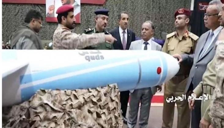 Suudilerin Tesisleri Yemen Füzelerinin Hedefindedir