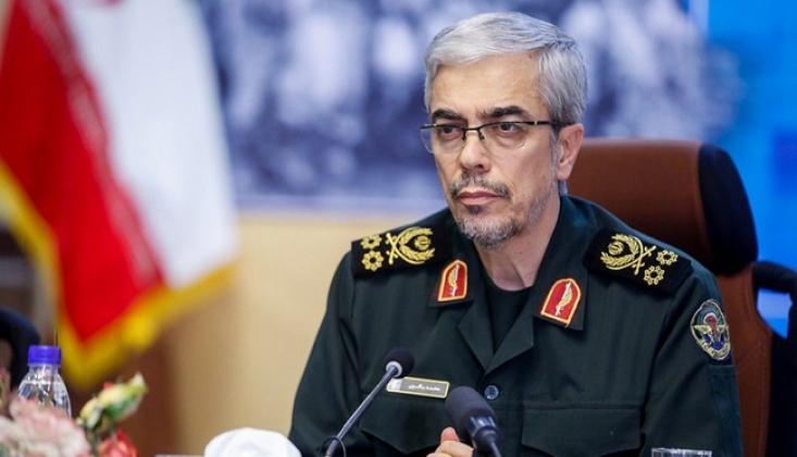 İran Genelkurmay Başkanı: Keşmir'deki Olaylardan Endişe Duymaktayız