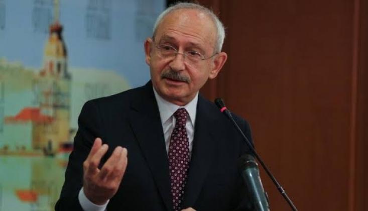 """Kılıçdaroğlu'ndan """"Van'a 20 Katrilyon Harcadık"""" Diyen Erdoğan'a Cevap"""