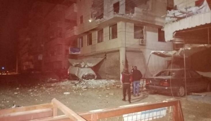 Afrin'de Roketli Saldırı