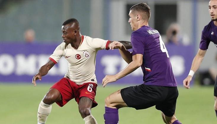 Galatasaray'a Floransa'da Ağır Yenilgi!