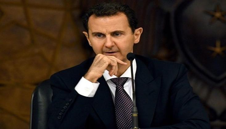 Esad: Terörizm Avrupa'nın Yanlış Politikasının Sonucu Oluştu