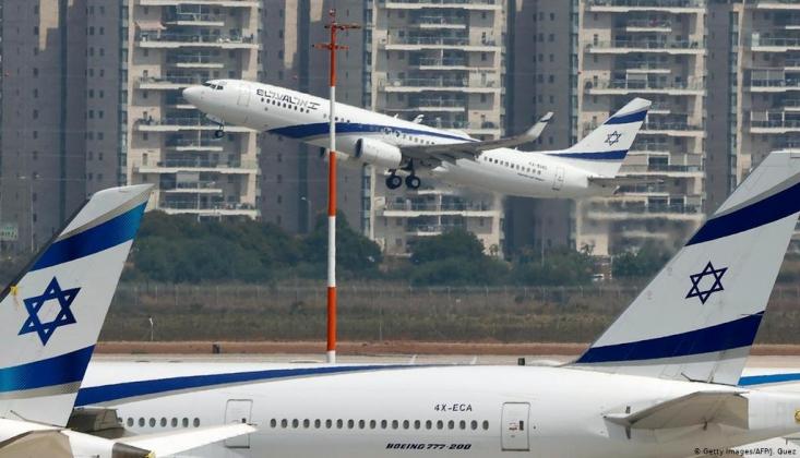 İsrail'e Ait Yolcu Uçağının Hava Sahasını Kullanmasına İzin Vermedi
