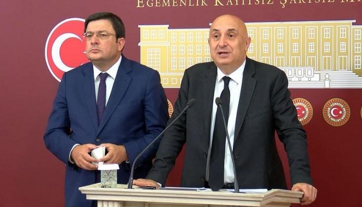 CHP'den AKP'ye Sert Tepki