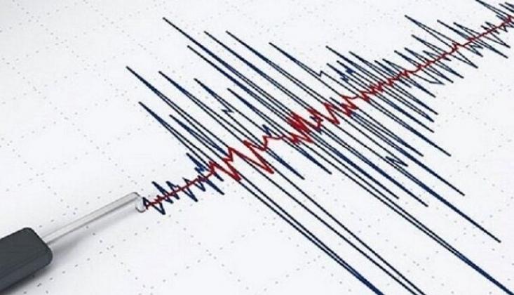 Akdeniz'de 4,3 ve 4,7 Büyüklüğünde İki Deprem