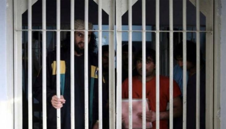 Afganistan Taliban Mahkumlarını Serbest Bıraktı