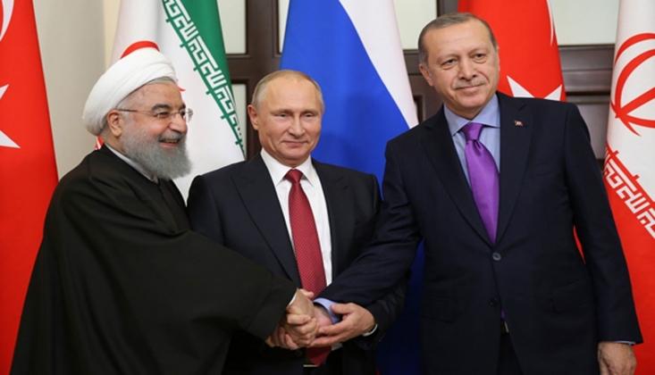 Putin, Erdoğan ve Ruhani Zirvesi İçin Çalışma Yapılıyor