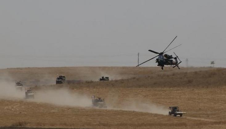 Suriye'de Harekat Durdu ABD ile Rusya Buluştu