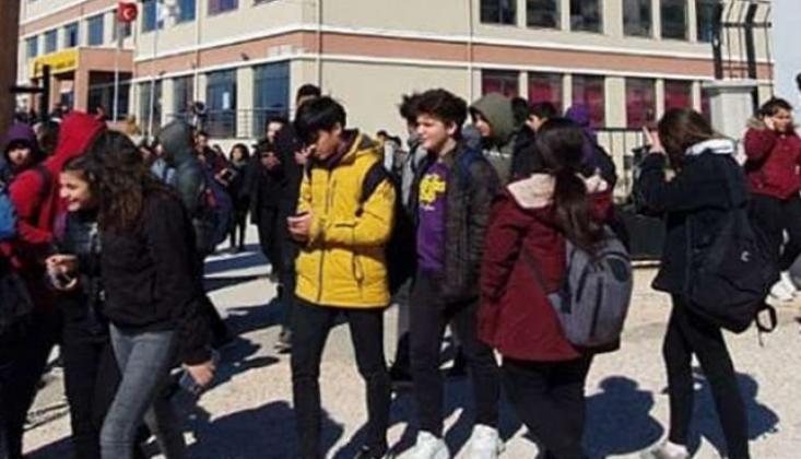 Okuldaki İlaçlamadan 17 Öğrenci Zehirlendi