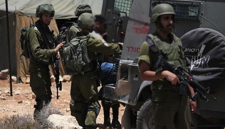 Siyonist İsrail Ordusu, Filistin Halk Cephesi Liderlerini Gözaltına Aldı