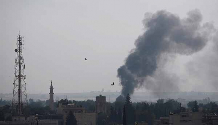 Resulayn Kentinden Bombardıman ve Silah Sesleri Geliyor
