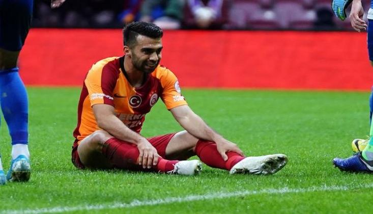 Galatasaray'a Kupada Büyük Şok!