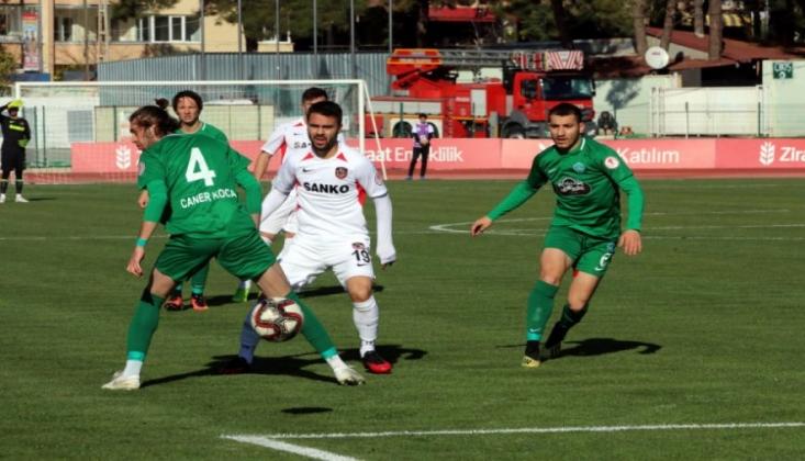Kırklarelispor, Sahasında Gaziantep FK'yi Mağlup Etti