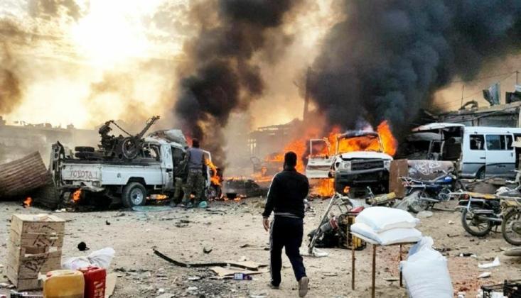 Resulayn'da Bombalı Saldırı