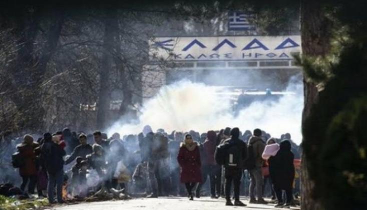 Yunan Polisin Yaraladığı Göçmenlere Bakmak Yine Bize Kaldı