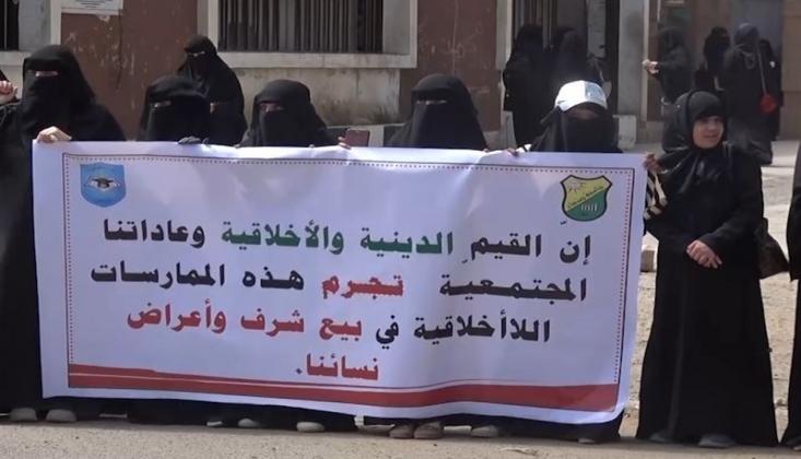Yemen'de Suudi Koalisyonu Protestolar Devam Ediyor