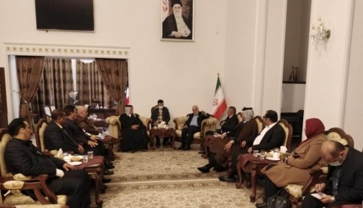 Necef Aşiret Liderlerinden İran'a Teşekkür
