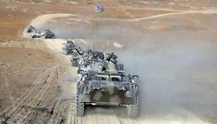 Azerbaycan Ordusu, 8 Köyü Ermenistan'ın İşgalinden Kurtardı