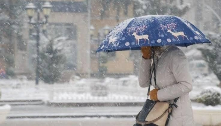 Meteoroloji'den Kar, Yağmur ve Sis Uyarısı