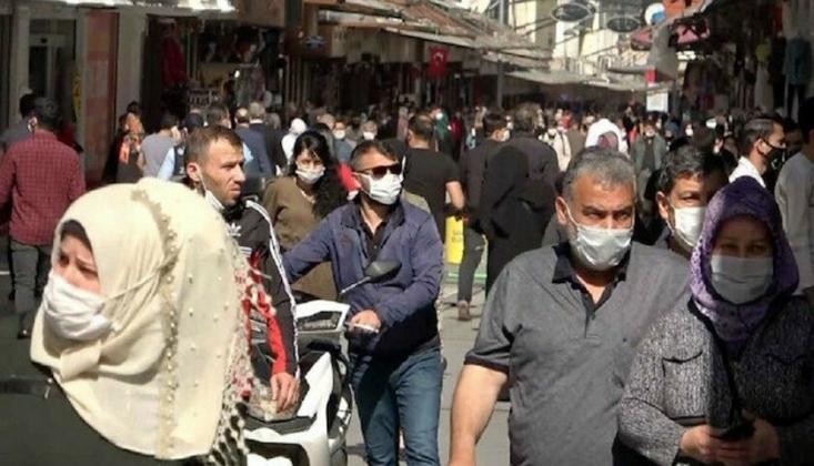 Türkiye'deki Koronavirüs Cezalarının Yarısı Gaziantep'te Yazıldı