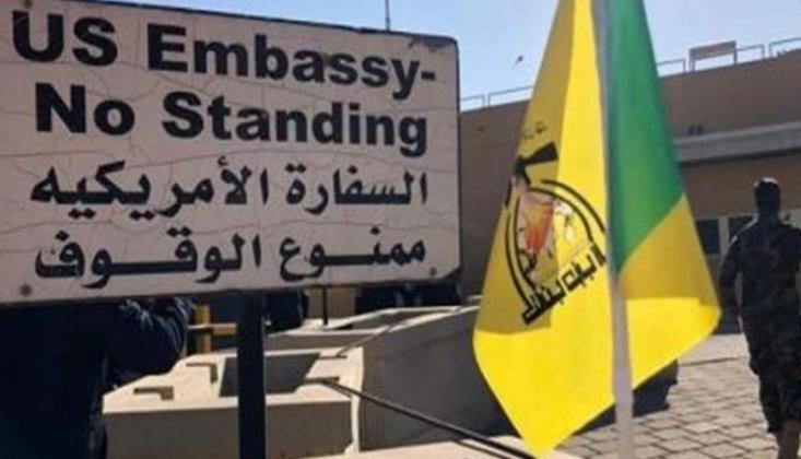 Amerika Haşdi Şabi'den İntikam Almaya Çalışıyor