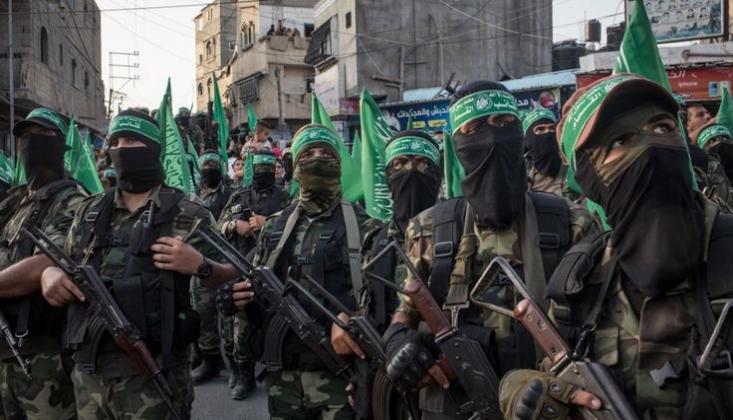 Hamas'tan Siyonist Rejime Sert Uyarı