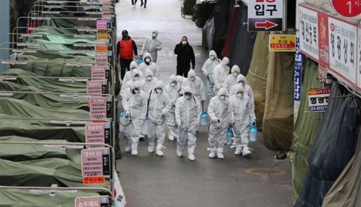 Çin'de Koronavirüs Salgınında Son Rakamlar