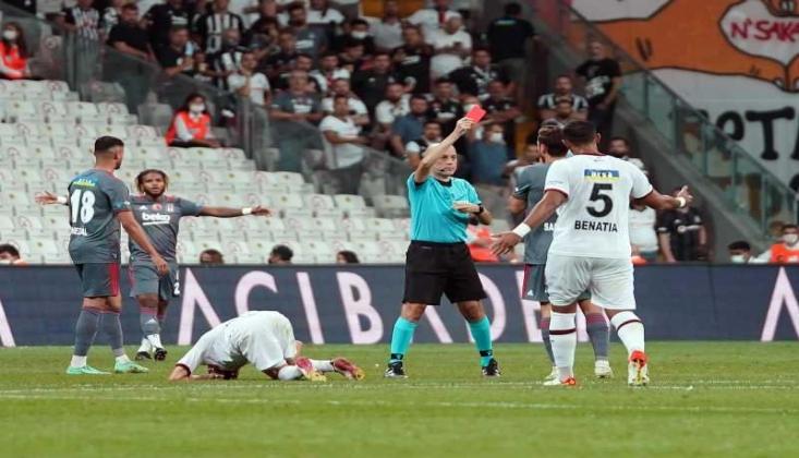 Teixeira Attı, Beşiktaş 10 Kişiyle Kazandı